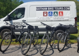 private bike tour rental bikes