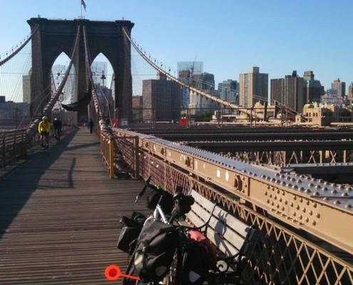 Brooklyn Bridge Bicycle
