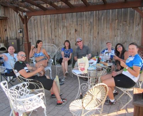Cream Ridge Winery happy hour