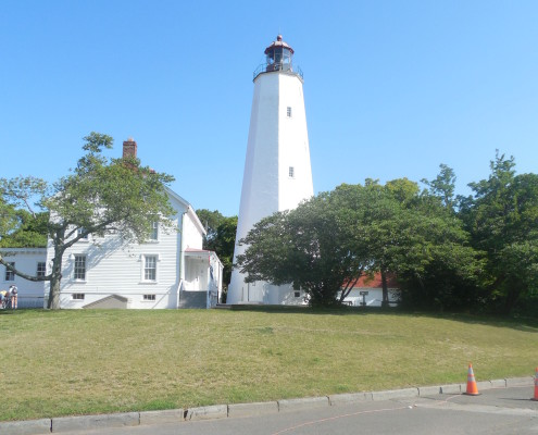 Sandy Hook Light House
