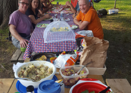 private bicycle tour dinner