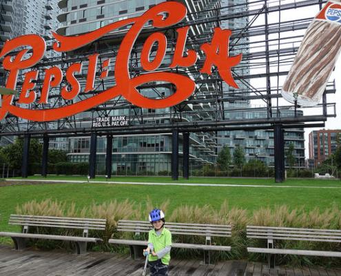 Long Island City Pepsi Sign