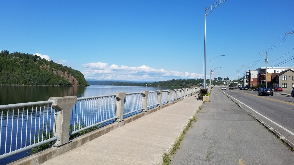 Saguenay Bike Route 1