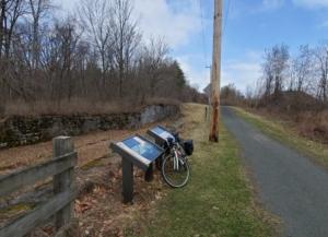 Champlain Canal bike path