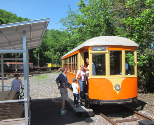 Kingston Trolley Museum
