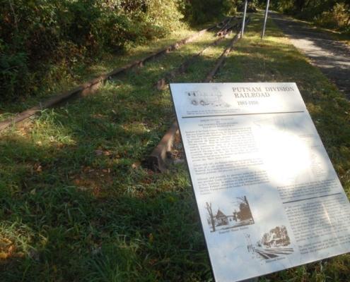 Historic sign