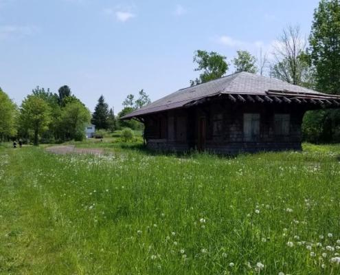 Catskill Scenic Trail station