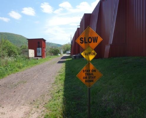 Catskill Scenic Trail dairy