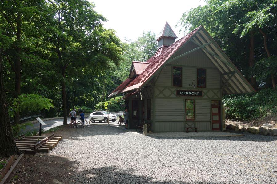 Piermont Station