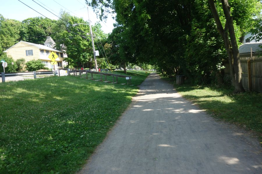 Esposito Trail in South Nyack