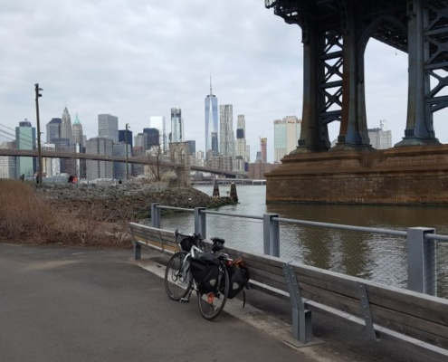 Brooklyn Waterfront Bicycle