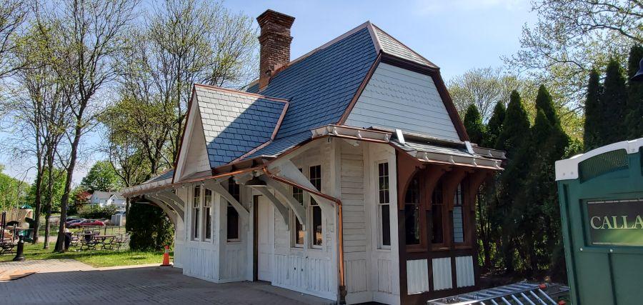 Yorktown Train Station