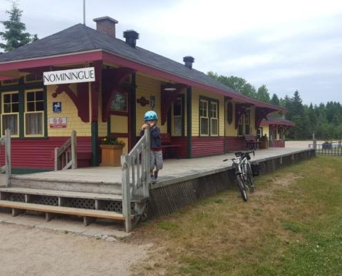 Nominingue Station