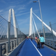 Tappan Zee bike path