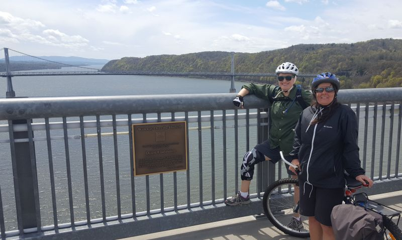 The Walkway Over the Hudson is one of the true highlights of the Empire State Trail