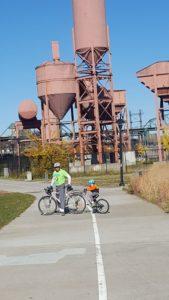 concrete plant park
