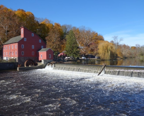 Mill in Clinton New Jersey