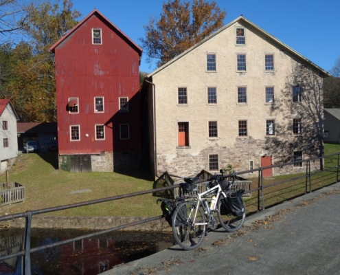 D&R Canal historic buildings