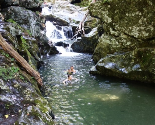 Hudson Valley swimming hole